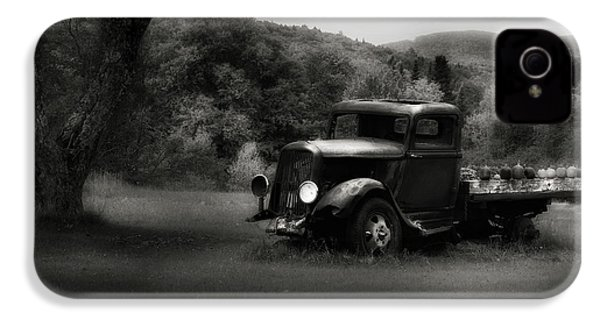 IPhone 4 Case featuring the photograph Relic Truck by Bill Wakeley
