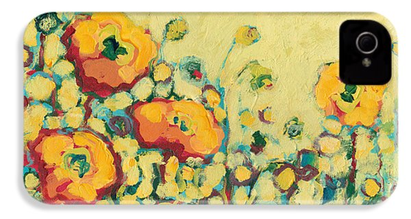 Reminiscing On A Summer Day IPhone 4 / 4s Case by Jennifer Lommers