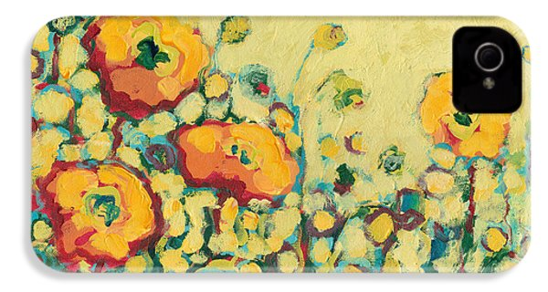 Reminiscing On A Summer Day IPhone 4 Case by Jennifer Lommers
