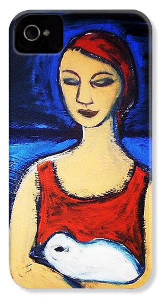 Renewal IPhone 4 Case by Winsome Gunning