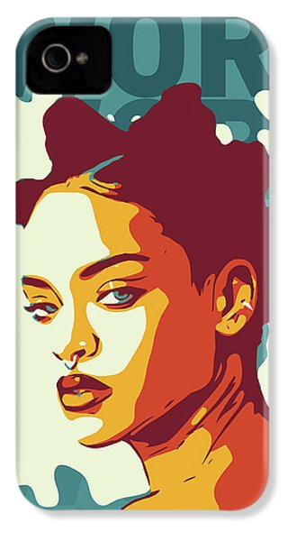 Rihanna IPhone 4 Case