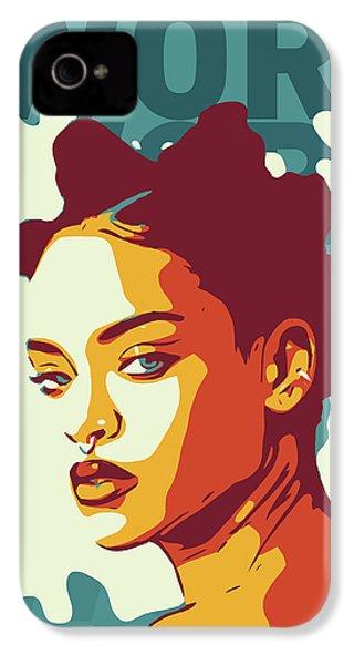 Rihanna IPhone 4 Case by Greatom London