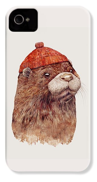 River Otter IPhone 4 Case