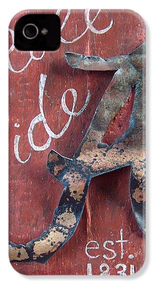 Roll Tide IPhone 4 Case