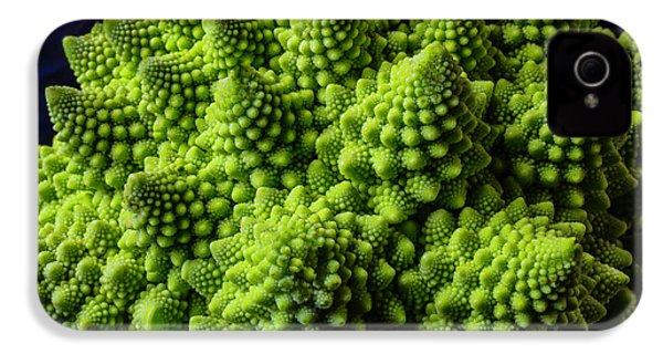 Romanesco Broccoli IPhone 4 Case