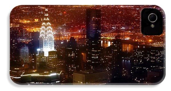 Romantic Skyline IPhone 4 / 4s Case by Az Jackson