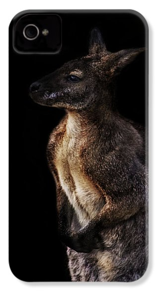 Roo IPhone 4 Case by Martin Newman