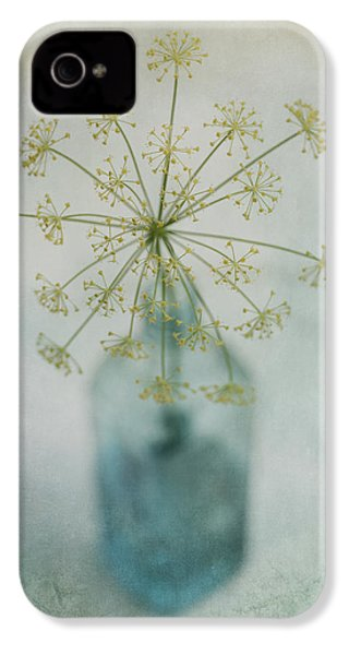 Round Dance IPhone 4 Case by Priska Wettstein
