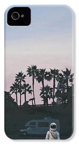 Rv Dusk IPhone 4 Case