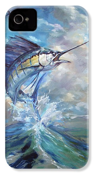 Sailfish And Frigate IPhone 4 Case