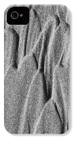 IPhone 4 Case featuring the photograph Sand Castle by Yulia Kazansky