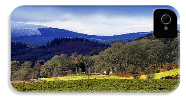 IPhone 4 Case featuring the photograph Scottish Scenery by Jeremy Lavender Photography