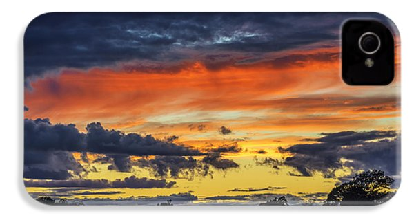 IPhone 4 Case featuring the photograph Scottish Sunset by Jeremy Lavender Photography