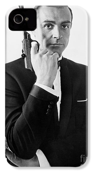 Sean Connery (1930-) IPhone 4 / 4s Case by Granger