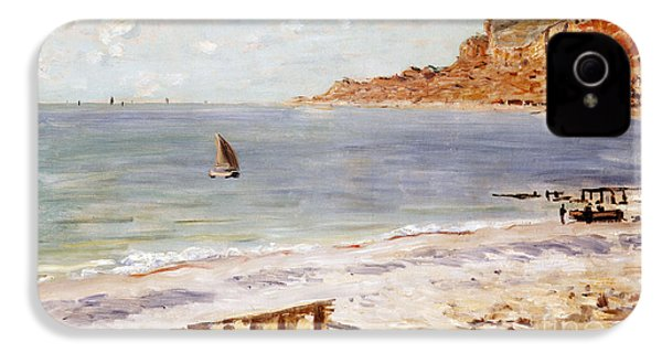 Seascape At Sainte Adresse  IPhone 4 Case