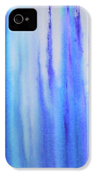 See Blue Sea IPhone 4 Case by Cyrionna The Cyerial Artist