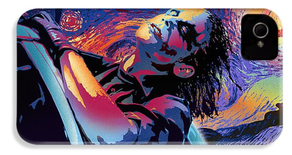 Serene Starry Night IPhone 4 Case