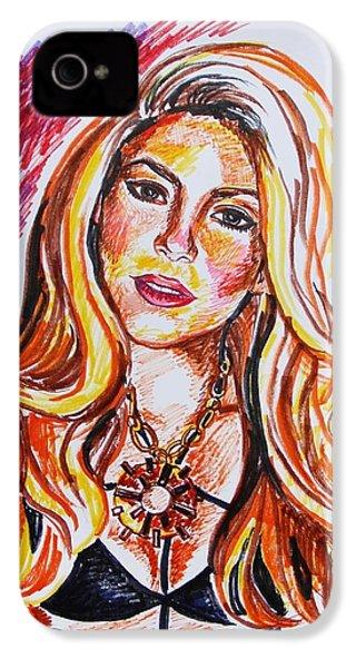 Shakira IPhone 4 Case