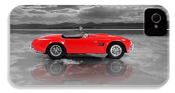 Shelby Cobra 1965 IPhone 4 Case by Mark Rogan