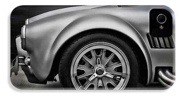Shelby Cobra Gt IPhone 4 Case by Douglas Pittman