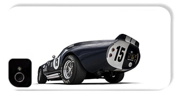 Shelby Daytona IPhone 4 Case by Douglas Pittman