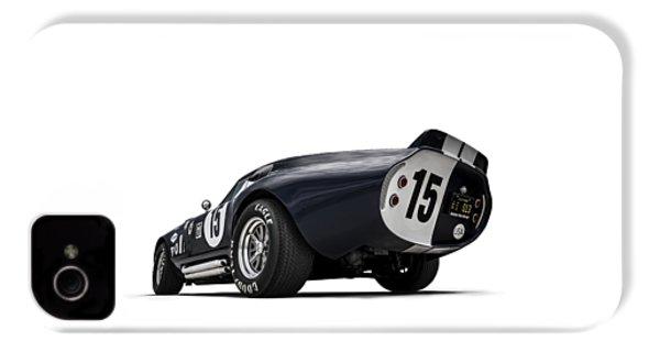 Shelby Daytona IPhone 4 Case