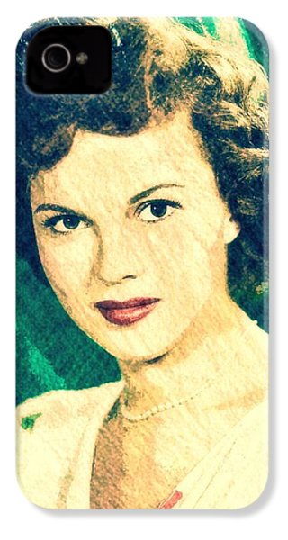Shirley Temple By John Springfield IPhone 4 Case by John Springfield