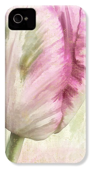Shy II IPhone 4 / 4s Case by Mindy Sommers