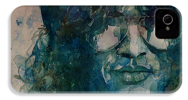 Slash  IPhone 4 / 4s Case by Paul Lovering