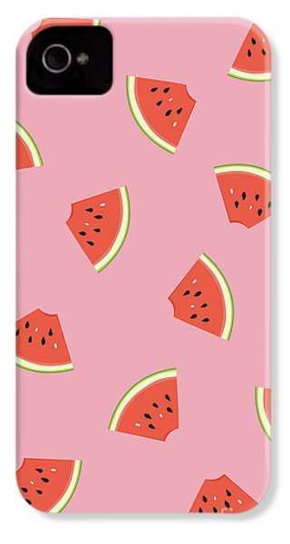 Slice Of Life IPhone 4 Case by Elizabeth Tuck