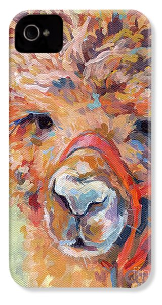 Snickers IPhone 4 / 4s Case by Kimberly Santini