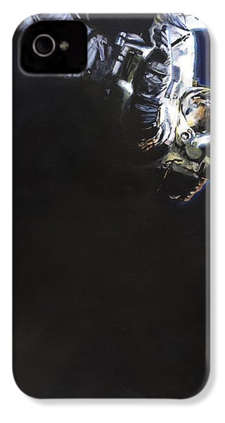Spacewalk 1  IPhone 4 / 4s Case by Simon Kregar