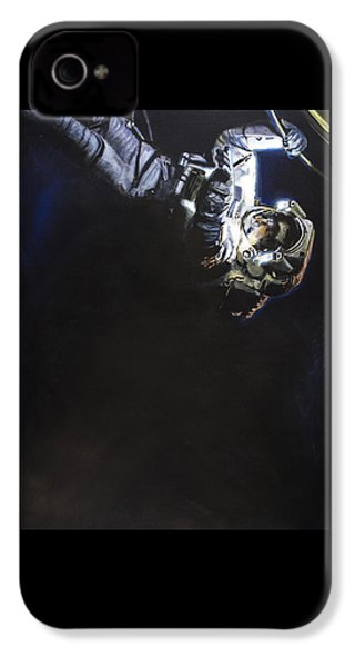 Spacewalk 1  IPhone 4 Case