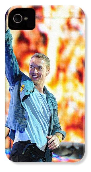 Coldplay4 IPhone 4 Case by Rafa Rivas
