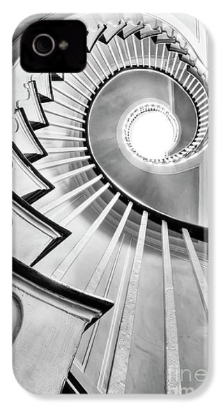 Spiral Staircase Lowndes Grove  IPhone 4 Case