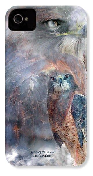 Spirit Of The Hawk IPhone 4 Case
