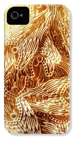 IPhone 4 Case featuring the photograph Spiritual Entanglement by Jorgo Photography - Wall Art Gallery