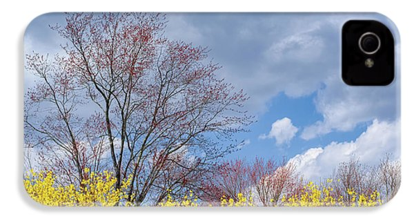 IPhone 4 Case featuring the photograph Spring 2017 by Bill Wakeley