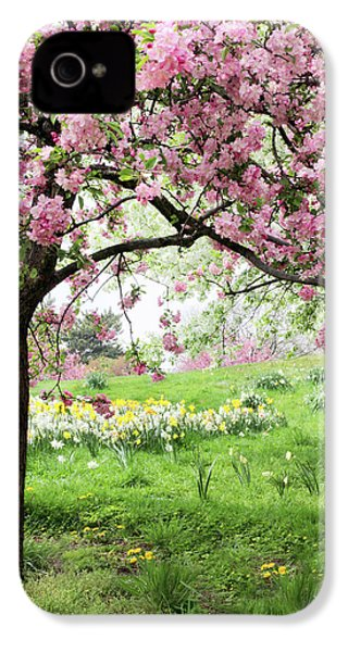 IPhone 4 Case featuring the photograph Spring Fever by Jessica Jenney