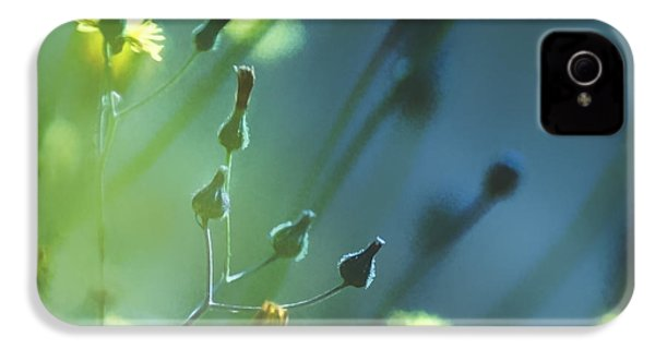 IPhone 4 Case featuring the photograph Spring Grass by Yulia Kazansky