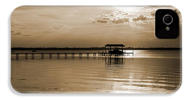 St. Johns River IPhone 4 Case by Anthony Baatz