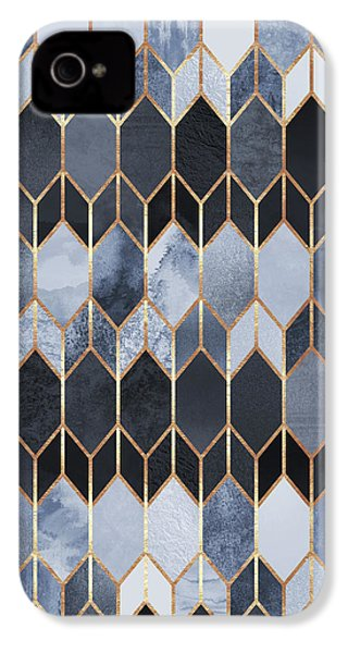 Stained Glass 4 IPhone 4 / 4s Case by Elisabeth Fredriksson