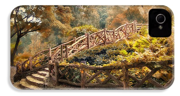 Stairway To Heaven IPhone 4 Case by Jessica Jenney