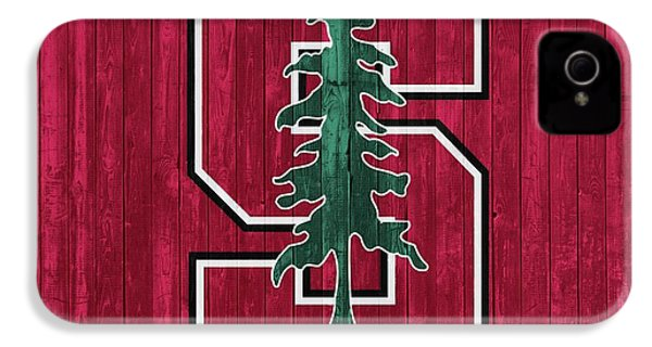 Stanford Barn Door IPhone 4 Case by Dan Sproul