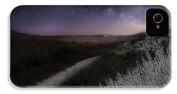 IPhone 4 Case featuring the photograph Star Flowers by Bill Wakeley
