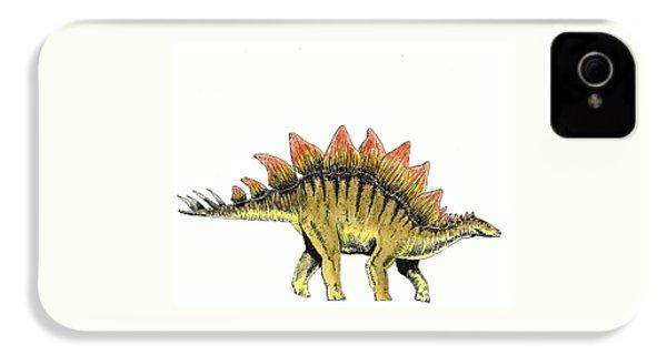 Stegosaurus IPhone 4 Case