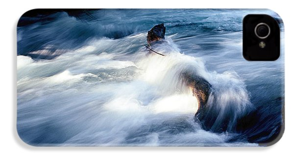 IPhone 4 Case featuring the photograph Stream 2 by Dubi Roman