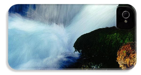 IPhone 4 Case featuring the photograph Stream 5 by Dubi Roman