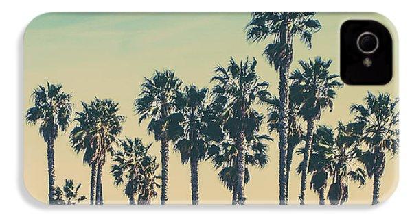 Stroll Down Venice Beach IPhone 4 Case
