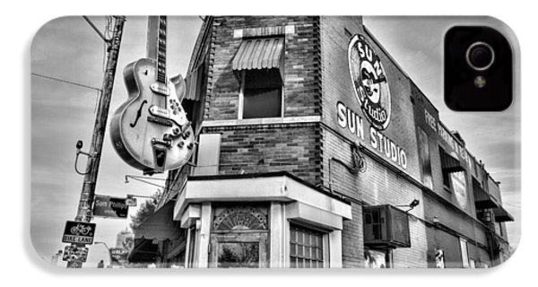 Sun Studio - Memphis #2 IPhone 4 Case by Stephen Stookey